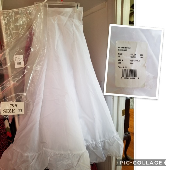 Davids Bridal Dresses Wedding Dress Under Slip Poshmark
